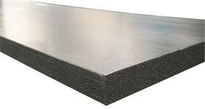 SilverGlo™ crawl space wall insulation available in Milford