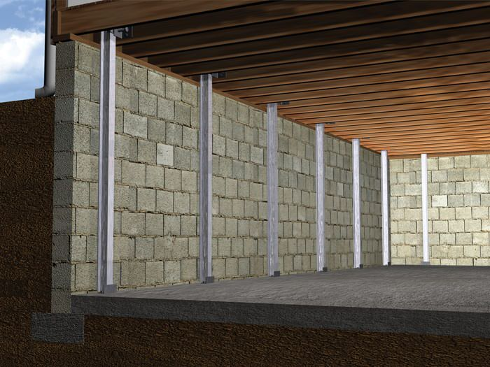Bowing Foundation Wall Repairs In Ohio And Indiana