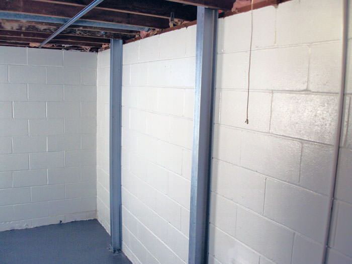 The Powerbrace Wall Repair System Installation In Ohio