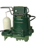 cast-iron zoeller sump pump systems available in Franklin, Ohio and Indiana