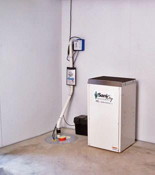 Basement Waterproofing Systems Installed In Cincinnati Home ...
