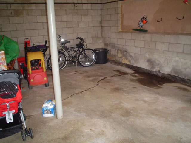 Basement Floor Crack Repair System In Ohio And Indiana