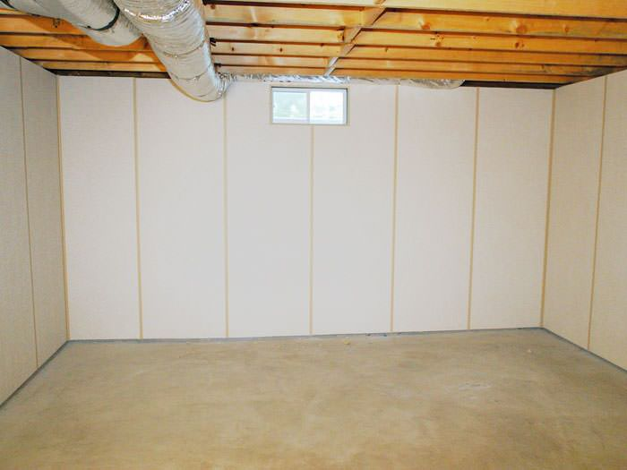 insulated basement wall panels basement wall panels as a basement finishing alternative for troy homeowners