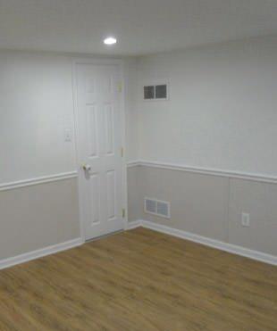 Repair Drywall Damaged Drywall In Cincinnati Dayton Hamilton - Waterproof basement wall panels