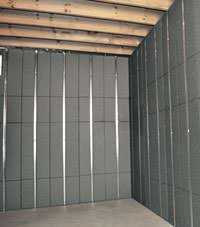 Thermal insulation panels for basement finishing in Hamilton, Ohio and Indiana