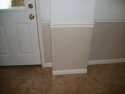 basement wall covering that resists mold & rot for Springboro homeowners